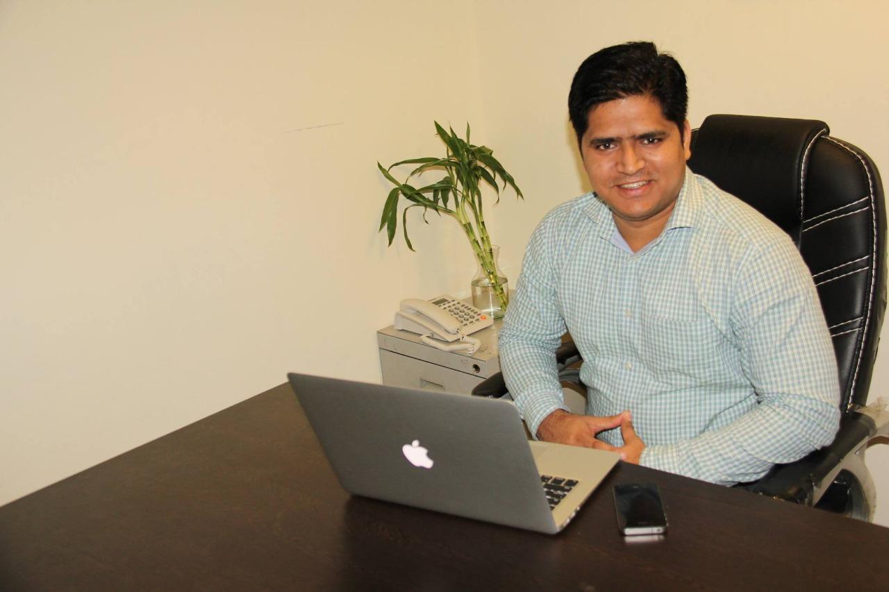 KK Bhardwaj CEO